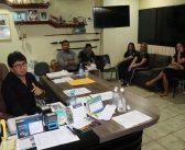 Prefeito Raimundo Batista Santiago reuniu com órgãos públicos para discutir sobre Ocupação de alguns pontos por Moradores de Rua