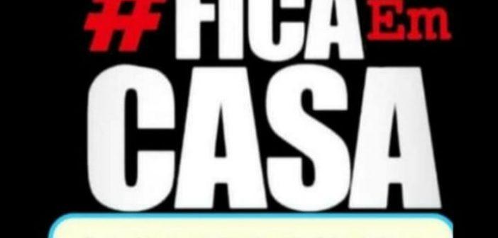 Prefeitura de Jacareacanga e Secretaria Municipal de Saúde Recomendam a todos para ficarem em Casa