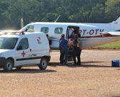 Prefeitura de Jacareacanga/secretaria Municipal de Saúde Transferiu Paciente para Santarém